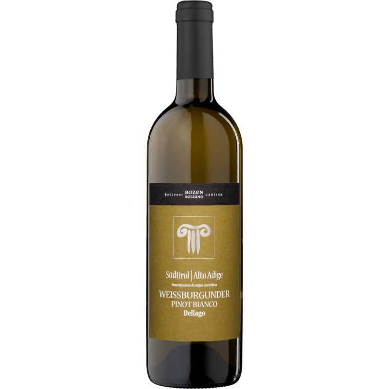 DELLAGO Pinot Bianco Selection DOC 2018